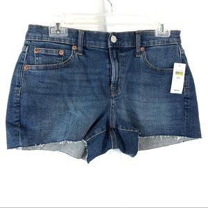 "Gap Denim Plain 3""Short Size 27"